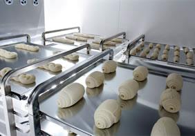 Sütőipari gépek
